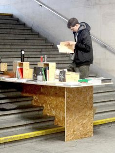 Théophile's Papers — Panorama 08  20-22.04.2012  Poppositions, Brussels, BE