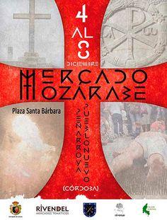 Mercado Mozárabe de Peñarroya-Pueblonuevo (Córdoba) 4-8 diciembre