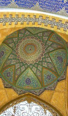 Mosque in Tabriz Iran