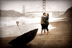 Engagement Pics in San Francisco, CA