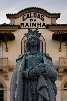 Caldas Da Rainha, Portugal, where my family is from and my home!