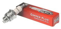 Champion Rj17Lm (856) Copper Plus Small Engine Spark Plug Pack Of 1