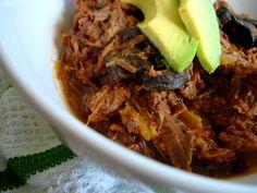 barbacoa beef - Paleo