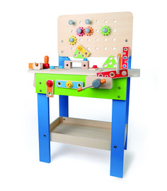 Master Workbench From Hape from The Wooden Toybox