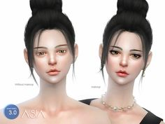 S-Club WMLL ts4 ASIAN skintones3.0 ALL AGE
