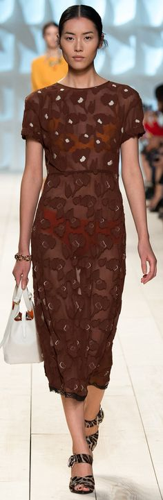 Nina Ricci spring/summer 2015 collection – Paris fashion week
