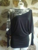 Suella - Black & Laces Black Laces, Quebec, Unique, Sexy, Tops, Design, Fashion, Moda, Fashion Styles
