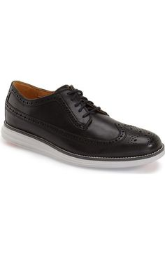 5773a3ef7d79c Cole Haan 'Original Grand' Wingtip Oxford available at #Nordstrom Cole Haan  Shoes,