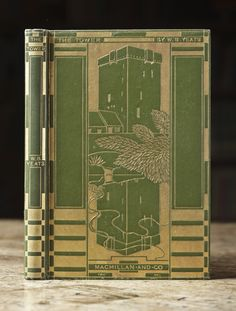 Binding of The Tower by W.B. Yeats, first edition (1928), at Sissinghurst