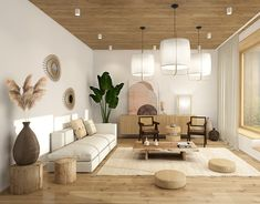 Zen Living Rooms, Interior Design Living Room, Living Room Designs, Scandinavian Interior Living Room, Scandi Living Room, Scandinavian House, Small Living Room Design, Scandinavian Furniture, Modern Living