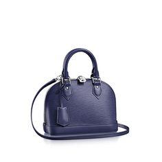 Alma BB Epi Leather in WOMEN s HANDBAGS collections by Louis Vuitton Sacos  De Bagagem, Bolsas 6d16a2a799