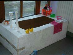 Themahoek badkamer