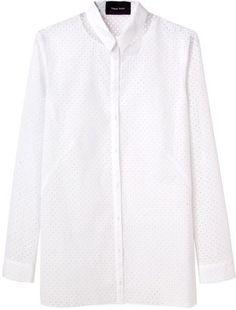 Simone Rocha Small Dot Shirt