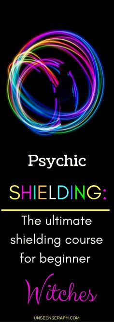 Learn what shielding is, plus step-by-step instructions to construct 10 different types of energy shields to protect and defend yourself from magical & psychic attacks. Join this course and make your first shield TODAY! Unseen Seraph | Magick | Witchcraft | Block Removal | Transformation
