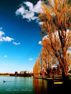Albert Park Melbourne, Australia