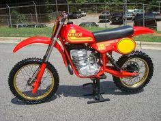 Mx Bikes, Motocross Bikes, Vintage Motocross, Dirt Bike Racing, Motorcycle Garage, Dirt Biking, Off Road Bikes, Custom Sport Bikes, Dirtbikes