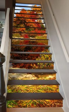 The Etsy proprietors of RiserArt returned from visiting the delightfully adorned stairways at Moraga & 16th Street in San Francisco with an inspired notion. Over 100 steps individually tiled with brilliant mosaics comprise each stairway, forming a greater naturally themed picture when viewed together from the bottom. It's a surprisingly easy-to-miss artistic attraction a few …