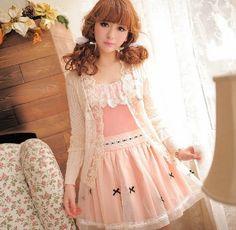 Drop Dead Cute - Kawaii for Sexy Ladies.  Cute pink dress....