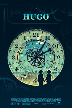 Hugo | #movieposter
