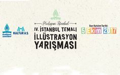 4. Hediyem İstanbul illüstrasyon Yarışması - http://www.tasarimyarismalari.com/4-hediyem-istanbul-illustrasyon-yarismasi/