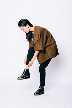 Emma Wool Kimono