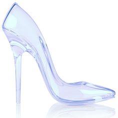 17 mejores imágenes de zapatos de cristal  73924c2c7221