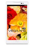 Pantech Vega No 6 Specification