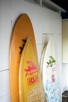 #Surf two boars and a two white boards