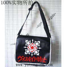 fd97d18ba304 Anime Vampire Knight Messenger Bag Leather Messenger Bag Free Shipping US   19.62 Vampire Knight