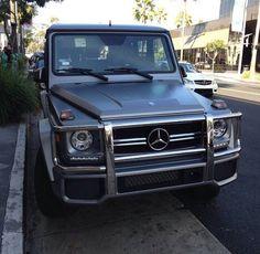 Mercedes Benz G-class wagon