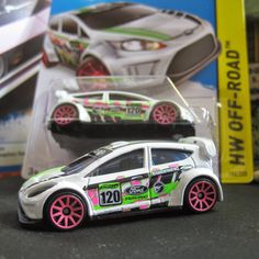 Ford Fiesta Hot Wheels Treasure Hunt