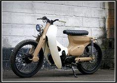 Modifikasi | Honda Cub Surabaya