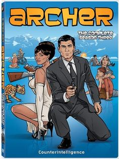 Archer The Complete Third Season