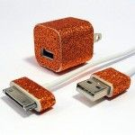 14 Best Glitter iPhone Chargers images | Glitter iphone