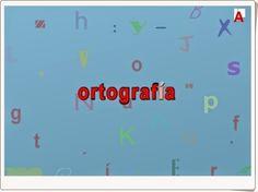 """""""Ortografía"""", de librosvivos.net, para 2º Curso de Enseñanza Secundaria Obligatoria, es una aplicación complementaria que comprende toda la ortografía propia de este nivel a través de exposiciones y actividades interactivas."""