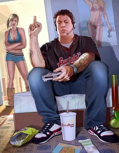 20000 sign OpenIV petition as GTA 5 is hammered with negative. San Andreas Grand Theft Auto, San Andreas Gta, Grand Theft Auto Games, Grand Theft Auto Series, Rockstar Games Gta, Gta Funny, Trevor Philips, Ps4, Vintage Cartoon