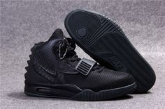 Air Yeezy Black Green shoes