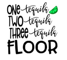 One Tequila, Two Tequila, Three Tequila, Floor Men's and Women's White Short Sleeve T-shirt with FRE Tequila, Beach Shirts, Heat Transfer Vinyl, Bella Canvas, Colorful Shirts, White Shorts, Shirt Designs, Flooring, T Shirts For Women