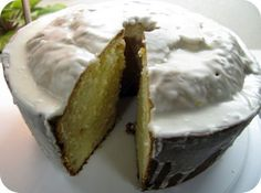 Dozen Flours: Better Than Starbucks Lemon Pound Cake.  This cake is amazing!!  I used a grapefruit spoon to section out the lemons rather than the peeling method.