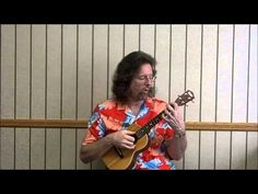 Chord Melody Uke Lessons - When the Red, Red Robin..