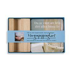 Morgonpeppingkort Livskonstnär – Du är värd att leva ditt allra bästa liv! (c) Kreativ Insikt.
