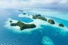 Mikronesien, wenig besuche Länder