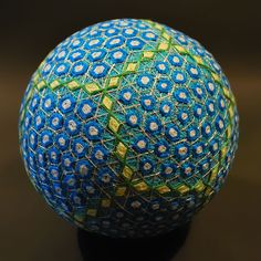 grandmother-embroidered-temari-balls-japan-9