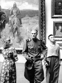 Henri Cartier-Bresson… l'occhio del 900. Arte e fotografia | IL MONDO DI ORSOSOGNANTE