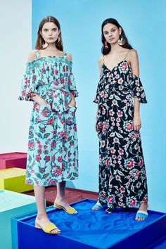 Tanya Taylor Spring/Summer 2017 Ready-To-Wear Collection   British Vogue