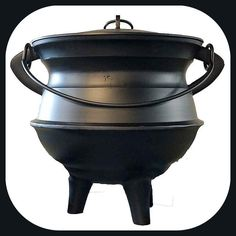 Magick Raven: New Age Spiritual & Metaphysical Store 18 aluminum cauldron w/ lid - Aluminum Cauldron, Inner Diameter - Height Width - Limited Quantities, when they are gone they are gone. Airsoft Helmet, Fireplace Accessories, Cauldron, Book Of Shadows, Wok, 18th, Bubbles, Altars, Needful Things