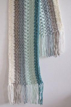 34 Beste Afbeeldingen Van Sjaals Haken Crochet Clothes Crochet
