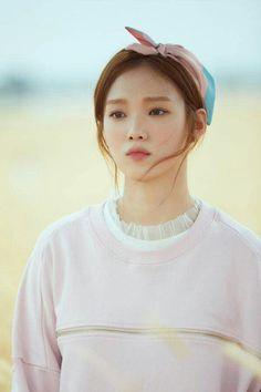 Lee sung kyung \ about time \ Korean Actresses, Asian Actors, Korean Actors, Actors & Actresses, Lee Sung Kyung Photoshoot, Weightlifting Kim Bok Joo, Korean Girl, Asian Girl, Applis Photo