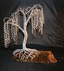 copper wire trees - Поиск в Google