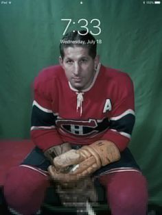 Montreal Canadiens, Hockey Teams, Baseball Cards, Sports, Hs Sports, Sport, Exercise